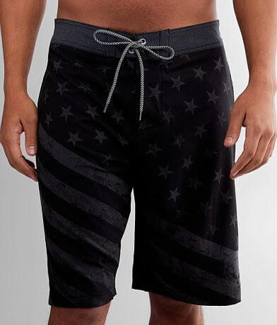 Affliction Liberty Stretch Boardshort