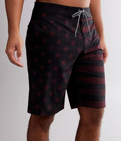 Affliction Allegiance Stretch Boardshort
