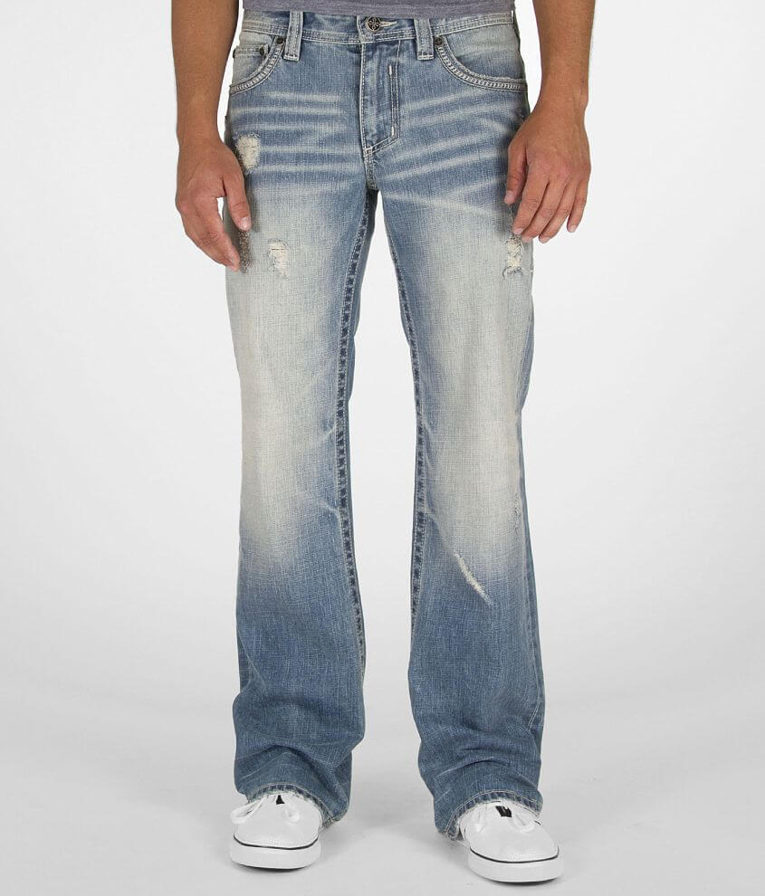 Affliction Cooper Jean front view