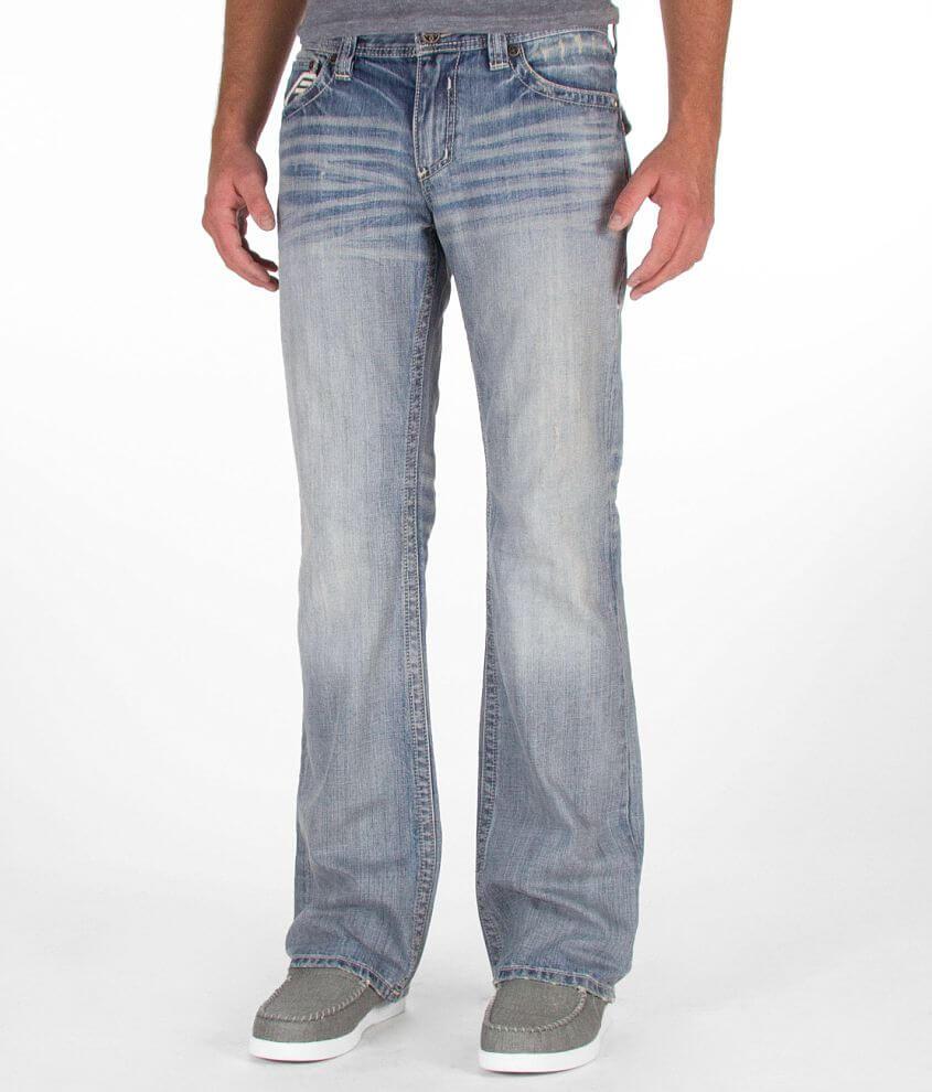 Affliction Black Premium Cooper Jean front view