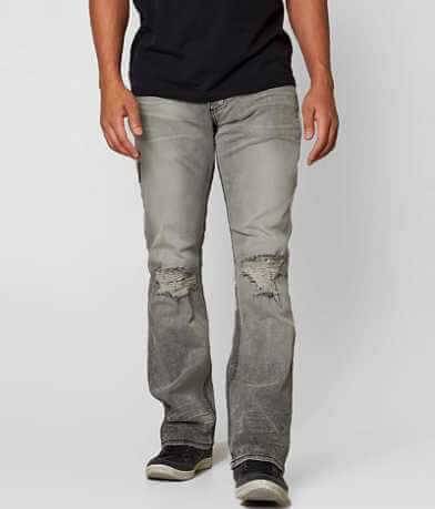 Affliction Black Premium Kane Straight Jean
