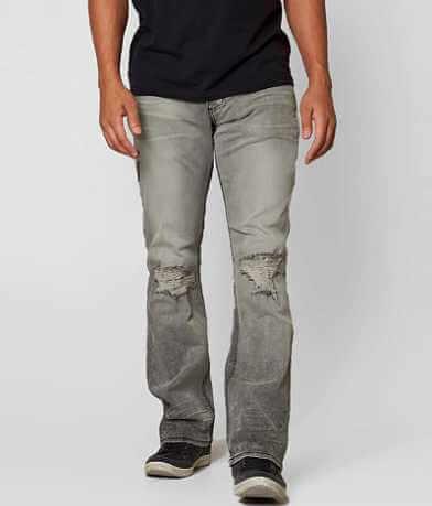 Affliction Black Premium Kane Straight Jean
