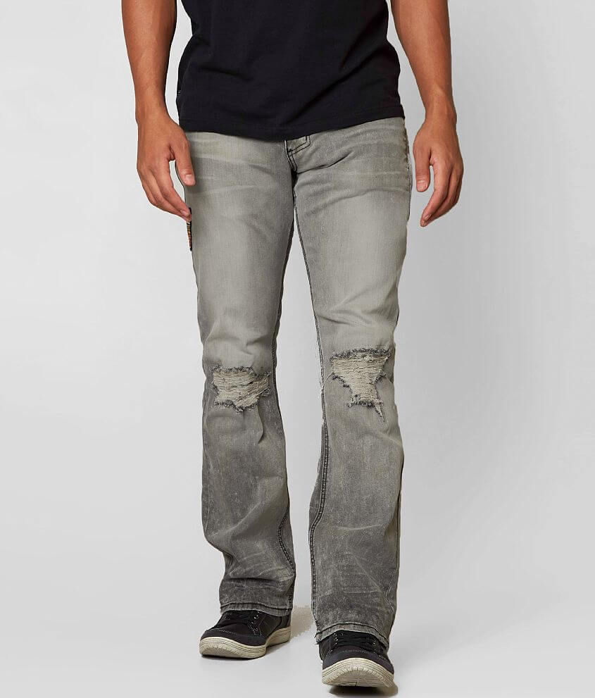 Style 10BC197B/Skus 128793, 128794, 128795 Regular fit jean Comfort stretch fabric Straight from knee to hem Low rise, 17\\\