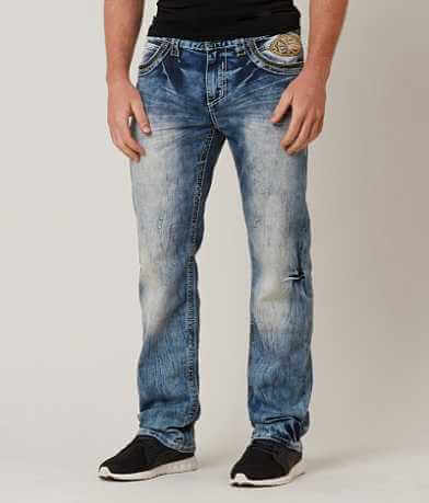 Affliction Black Premium Cooper Stretch Jean
