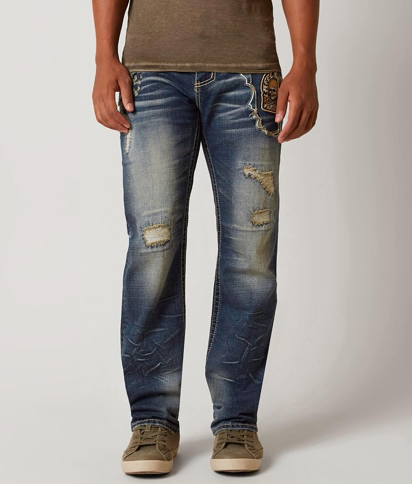 Style 10CS114B/Skus 126824, 126825, 126826 Regular fit jean Comfort stretch fabric Straight from knee to hem Low rise, 17\\\