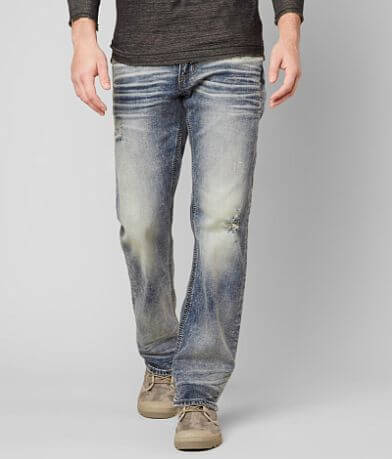 Affliction Cooper Straight Stretch Jean