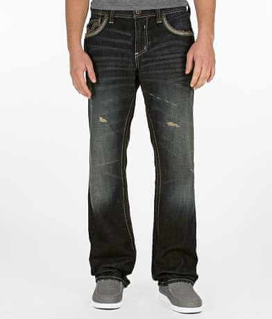 Affliction Grant Trekker Cross Jean
