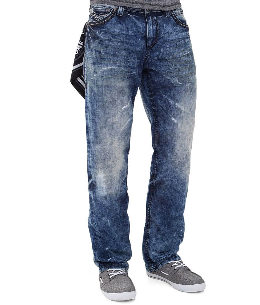 Affliction American Customs Grant Jean front view