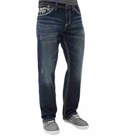 Affliction Black Premium Grant Jean