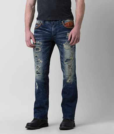 Affliction Black Premium Blake Stretch Jean