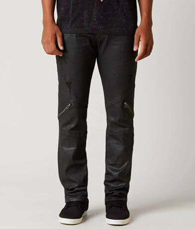 Affliction Gage Moto Stretch Jean