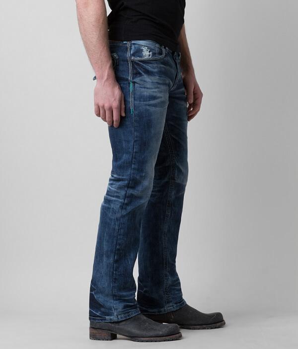 Stretch Black Ace Affliction Jean Premium WqfTanH0