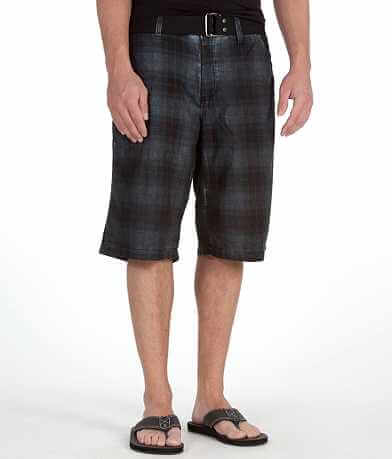 Affliction Black Premium Coachmen Walkshort