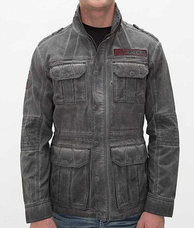 Affliction Black Premium Fast And Loud Jacket