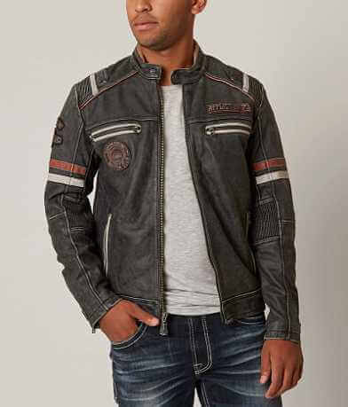 Affliction Busted Piston Jacket