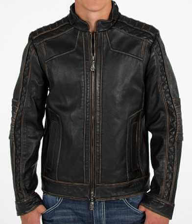 Affliction Black Premium Ghost Rider Jacket