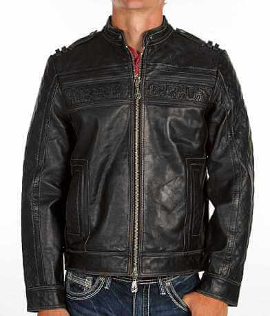 Affliction Black Premium Highway Man Jacket