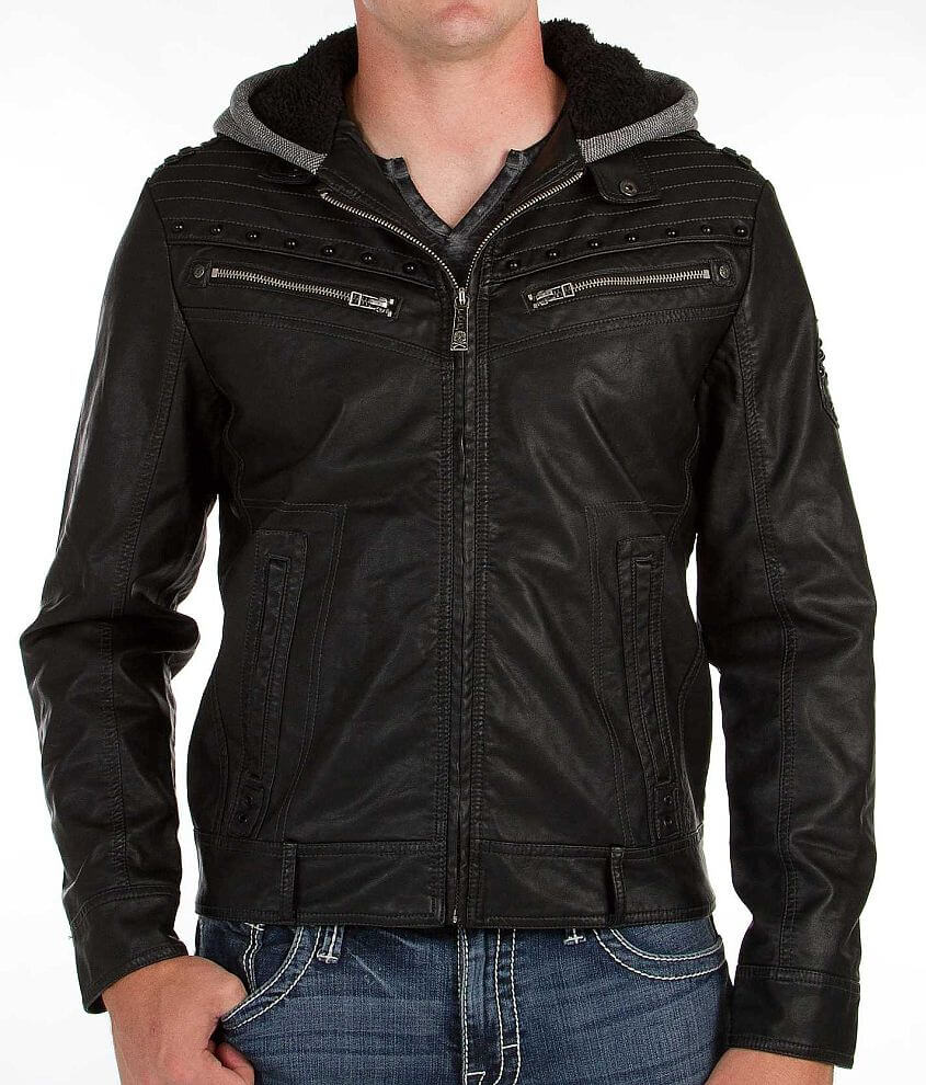 Affliction Get Away Jacket front view