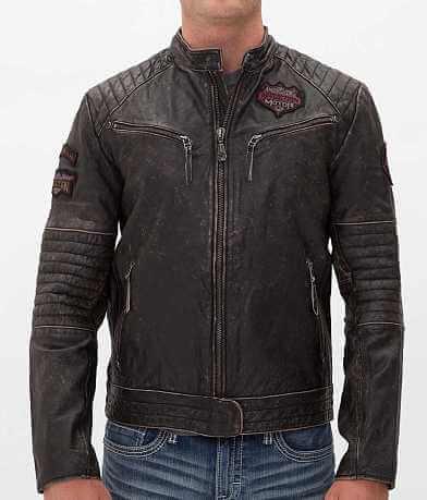 Affliction Black Premium Full Measure Jacket