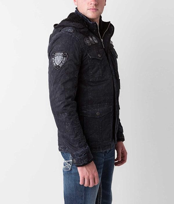 Hysteria Premium Jacket Affliction Affliction Black Black txqgzIZwZ