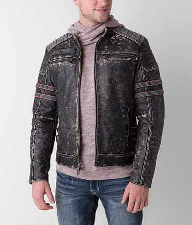 Affliction Black Premium Fast Lane Jacket
