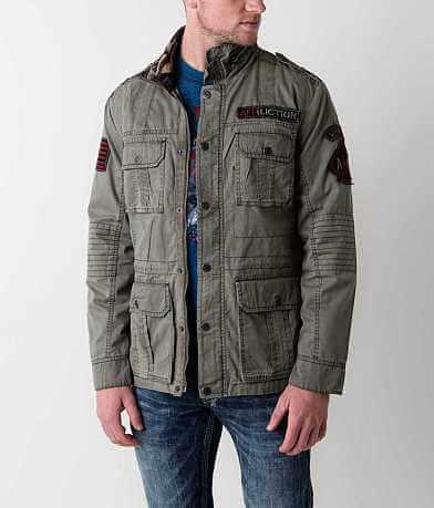 Affliction Black Premium Flash Point Jacket