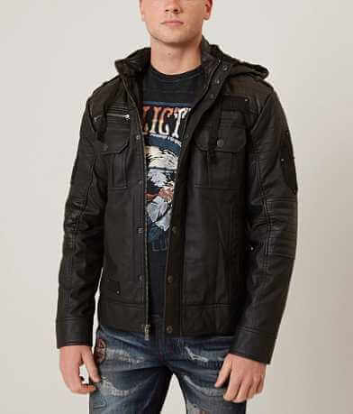 Affliction Black Premium Reflection Jacket