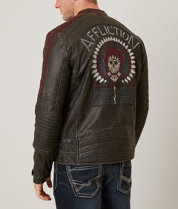 Spark Electric Jacket Premium Black Affliction CFtnxPqCw