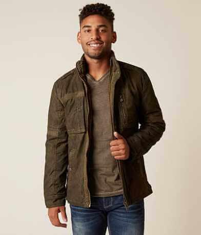 Affliction Black Premium Shatter Proof Jacket