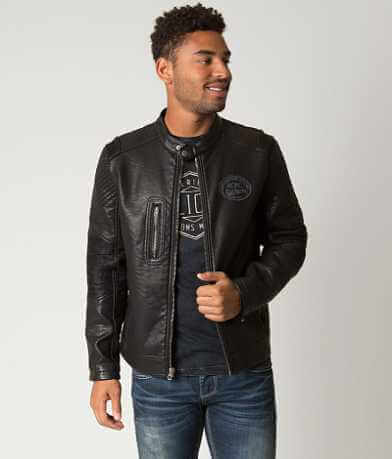 Affliction American Customs Live Fast Jacket