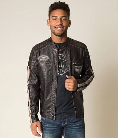 Affliction American Customs Get Out Jacket