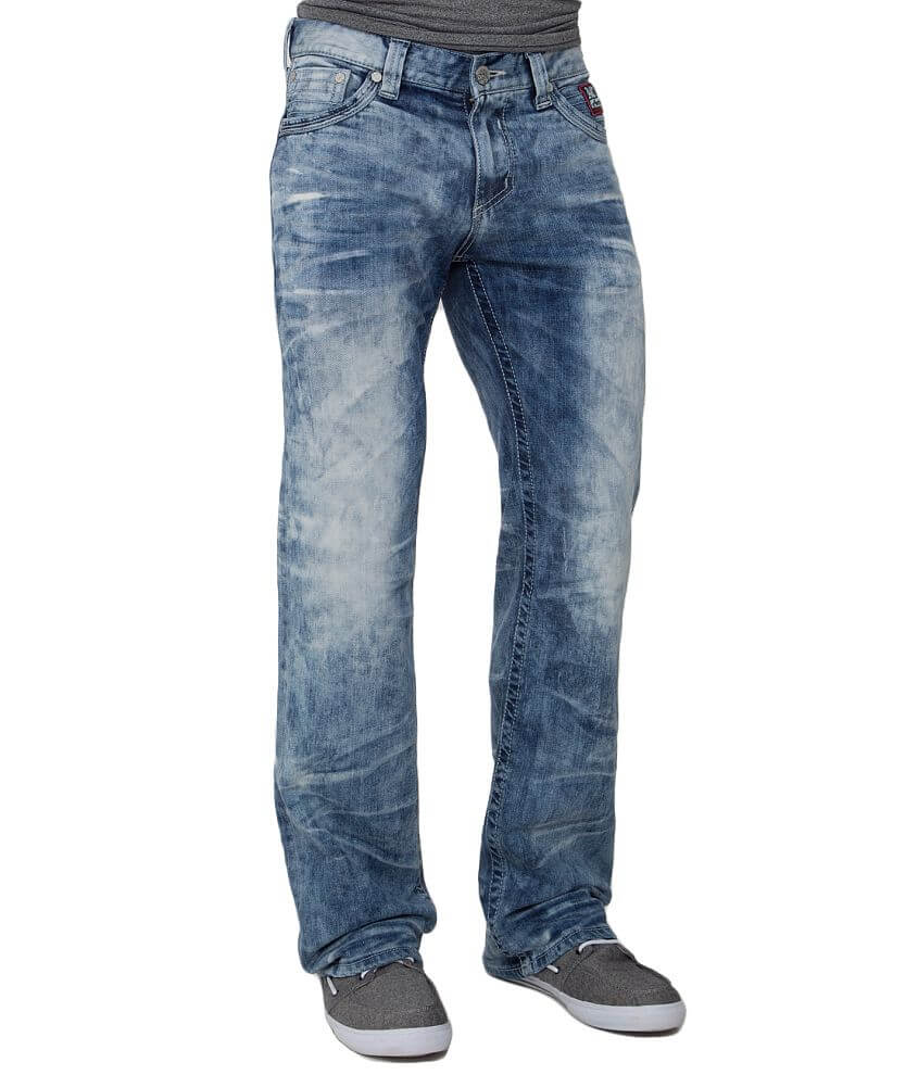 Limited Edition Affliction Blake Stretch Jean front view