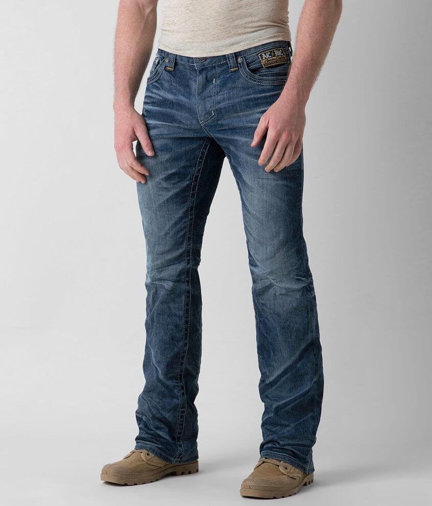 Affliction Black Premium Blake Magnet Stretch Jean front view