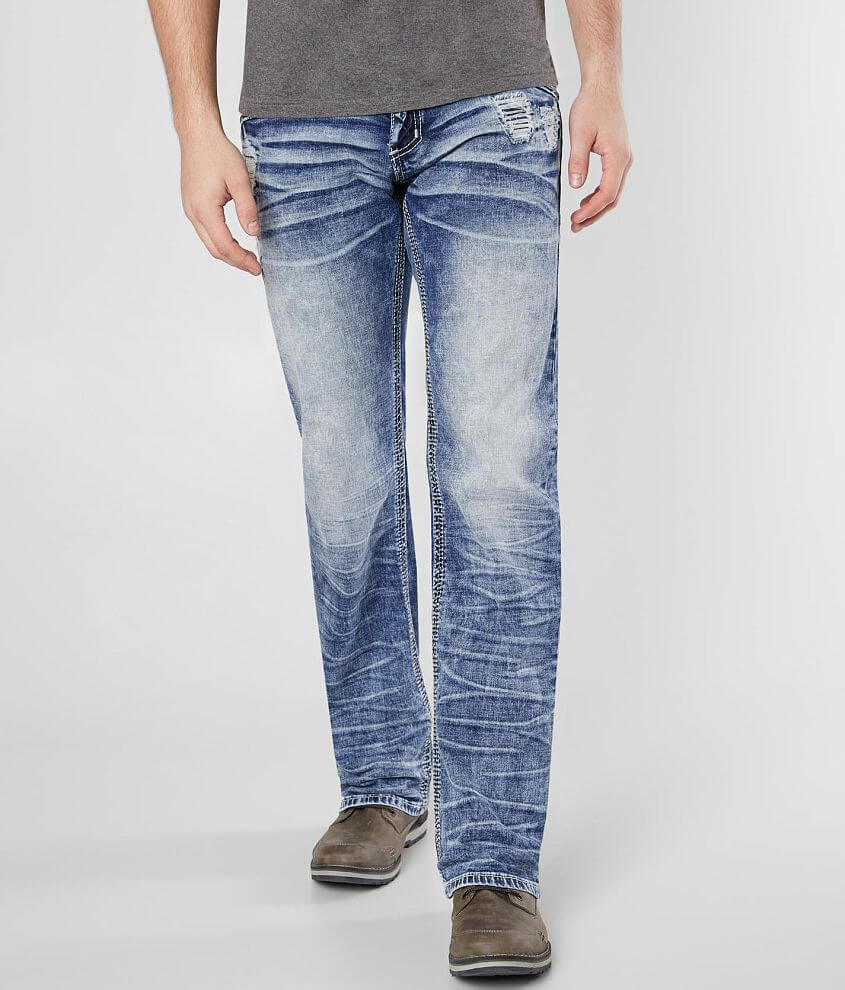 Slim fit jean Comfort stretch fabric Straight from knee to hem Low rise, 18\\\