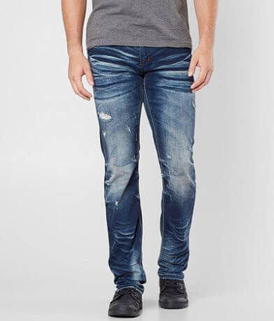 Affliction Black Premium Gage Fleur Stretch Jean