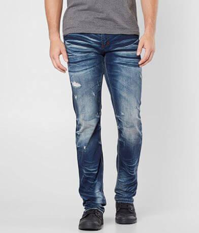 Affliction Black Premium Gage Fleur Stretch Jean