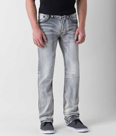 Affliction Black Premium Ace Stretch Jean