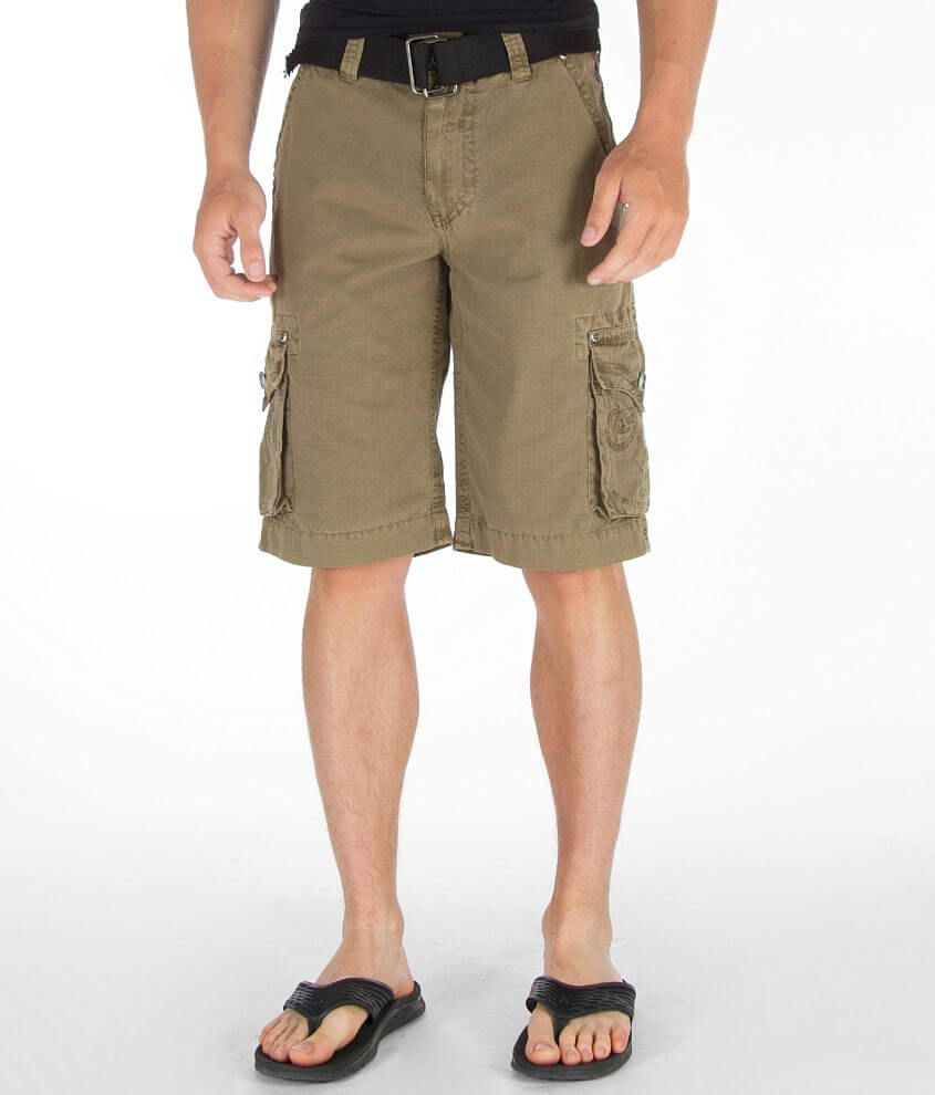 Affliction Informant Cargo Short front view