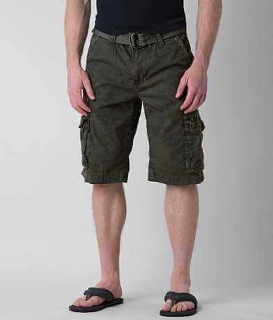 Affliction Black Premium Underground Cargo Short