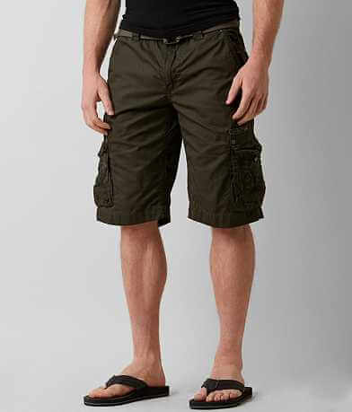 Affliction Black Premium McCoy Cargo Short
