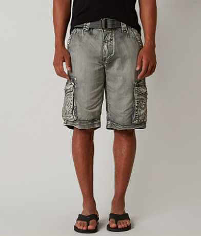Affliction Rogue Wave Cargo Short