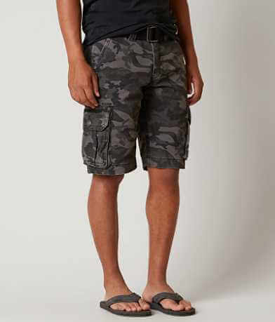 Affliction Black Forrest Cargo Short