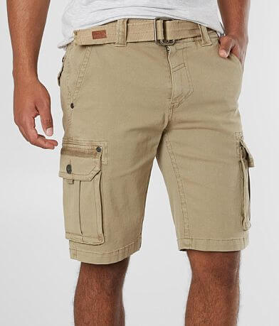 cd67bf5190 Affliction Artillery Cargo Stretch Short