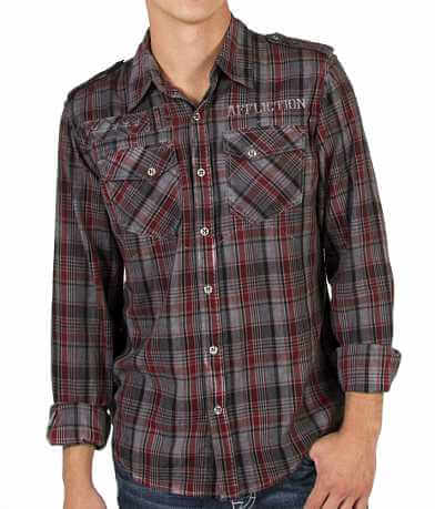 Affliction Black Premium Rural Innocence Shirt