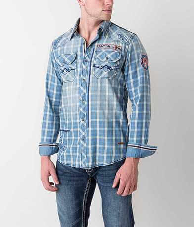 Affliction Black Premium First Ascent Shirt