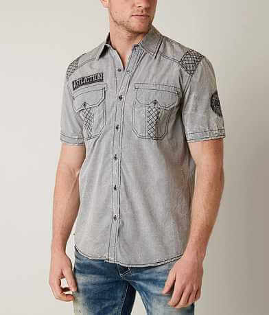Affliction Black Premium Broken Arrows Shirt