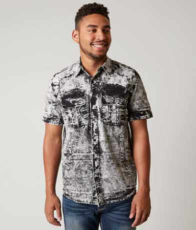 Affliction Black Premium High Octane Shirt