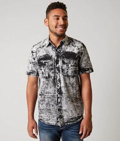 Affliction Black Premium High Octane Shirt