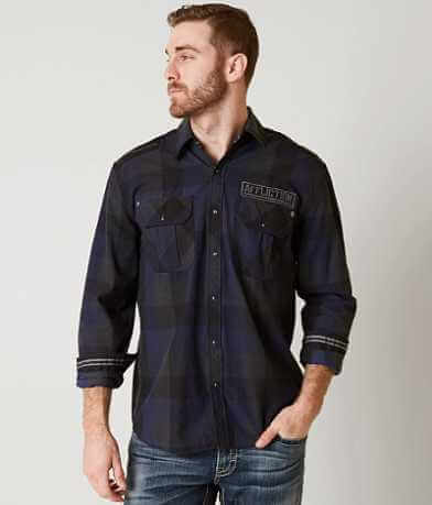 Affliction Black Premium Below Zero Shirt