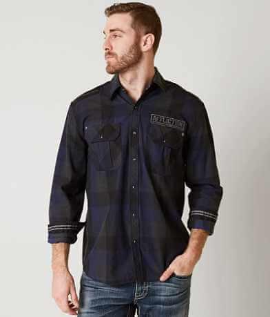 Affliction Black Premium Below Zero Shirt